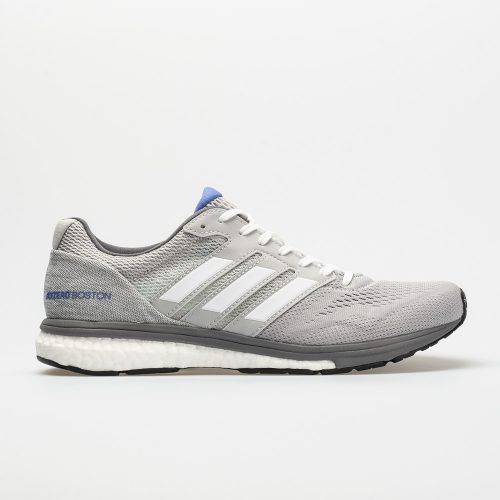 adidas adizero Boston 7: adidas Women's Running Shoes Grey/White