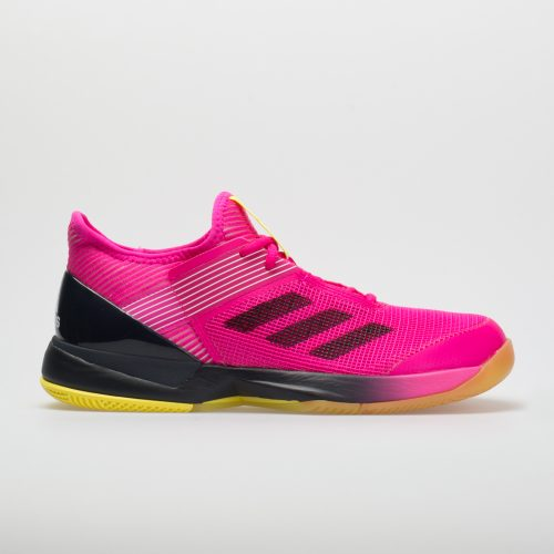 adidas adizero Ubersonic 3: adidas Women's Tennis Shoes Shock Pink/Legend Ink/White