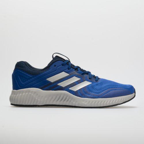 adidas aerobounce ST: adidas Men's Running Shoes Hi-Res Blue/Silver/Collegiate Royal