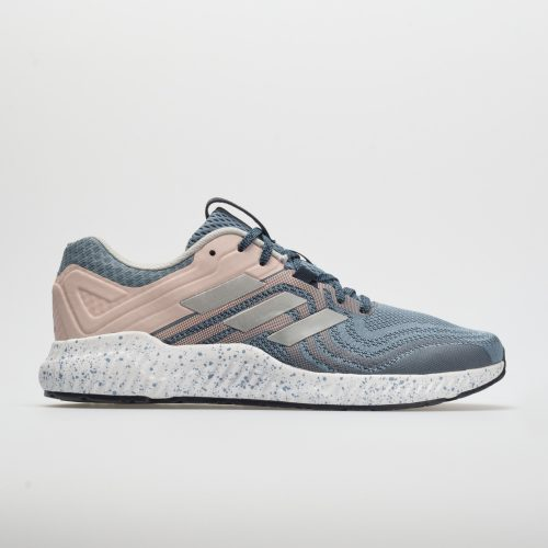 adidas aerobounce ST: adidas Women's Running Shoes Raw Grey/Silver/Clear Orange