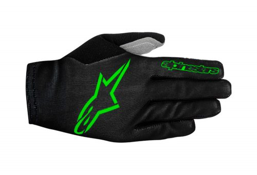 alpinestars Aero 2 Glove - black/green, small