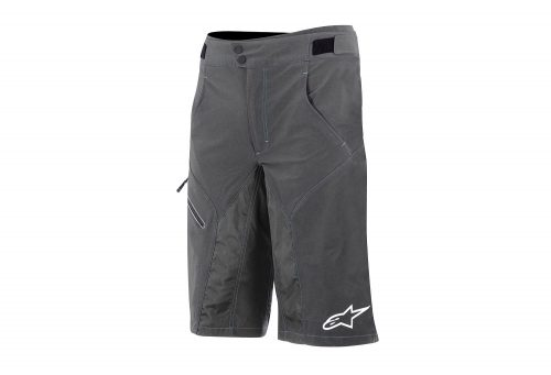 alpinestars Outrider WR Shorts - Men's - dark shadow/white, 30