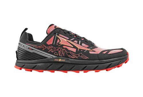Altra Lone Peak Neoshell 3 Shoes - Men's - black/orange, 9.5