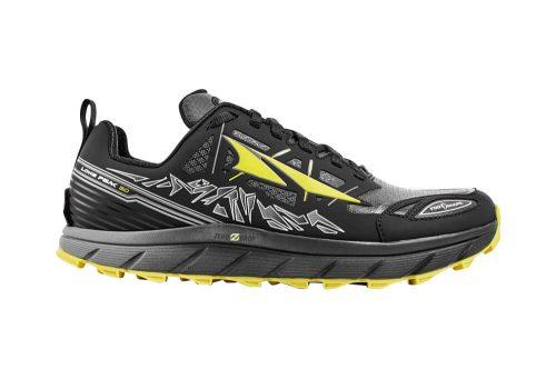 Altra Lone Peak Neoshell 3 Shoes - Men's - black/yellow, 9