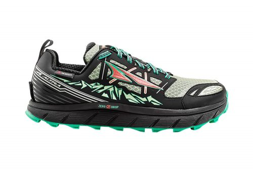 Altra Lone Peak Neoshell 3 Shoes - Women's - black/mint, 10
