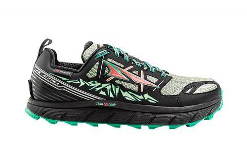 Altra Lone Peak Neoshell 3 Shoes - Women's - black/mint, 7