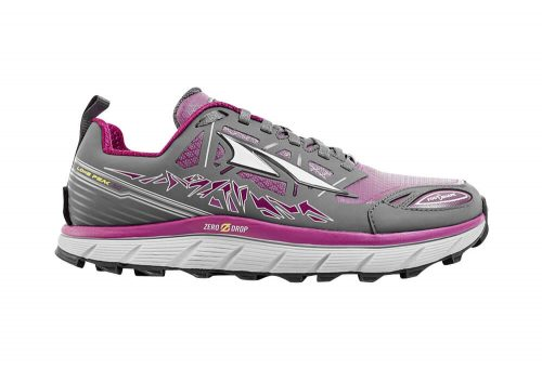 Altra Lone Peak Neoshell 3 Shoes - Women's - gray/purple, 7