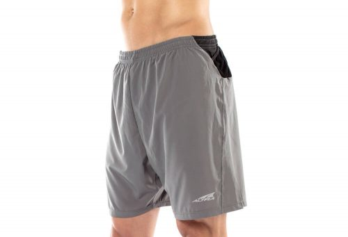 Altra Long Running Short - Men's - grey, large