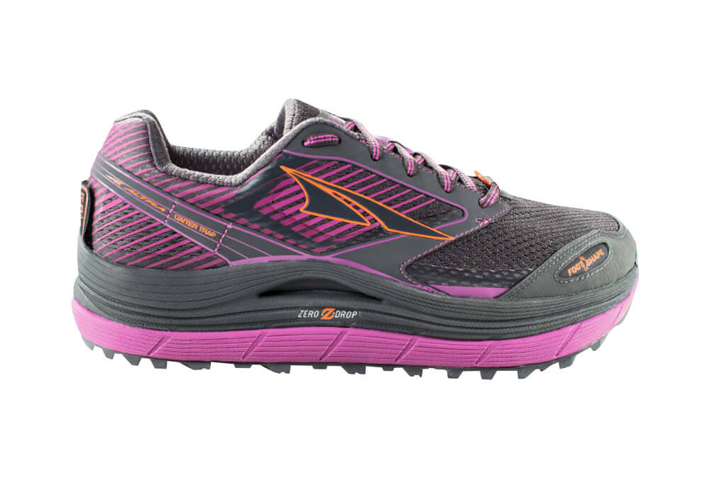 Altra Olympus 2.5 Shoes - Women's - purple, 7.5