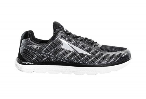 Altra One v3 Shoes - Men's - black, 9.5