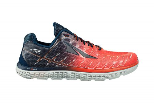Altra One v3 Shoes - Men's - orange/blue, 9