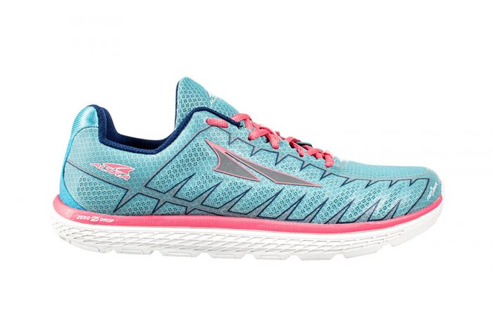 Altra One v3 Shoes - Women's - blue/pink, 11