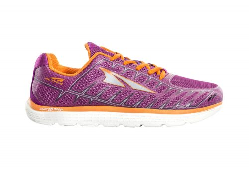 Altra One v3 Shoes - Women's - purple/orange, 8.5