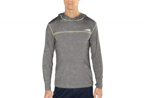 Altra Performance Hoody - Men's - grey, large