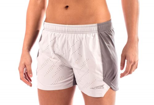Altra Running Short - Women's - grey, small
