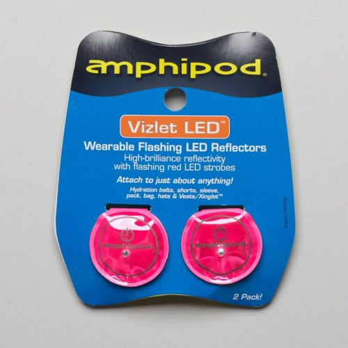 Amphipod Vizlet Flash Dot LED Reflectors 2 Pack: Amphipod Reflective, Night Safety