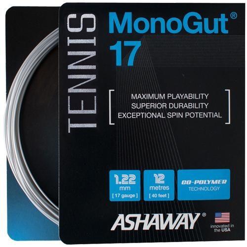 Ashaway MonoGut 17: Ashaway Tennis String Packages