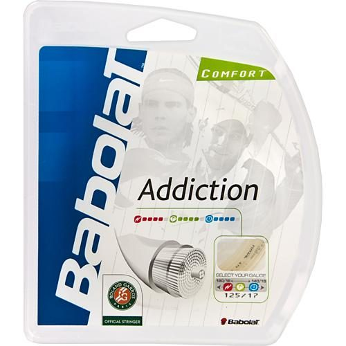 Babolat Addiction 17: Babolat Tennis String Packages