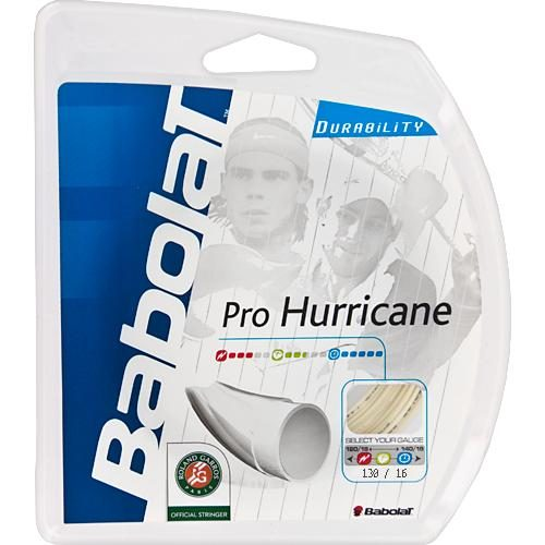 Babolat Pro Hurricane 16: Babolat Tennis String Packages