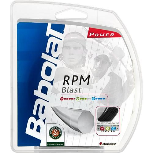 Babolat RPM Blast 16: Babolat Tennis String Packages