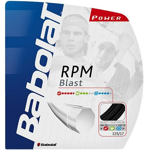 Babolat RPM Blast 17: Babolat Tennis String Packages