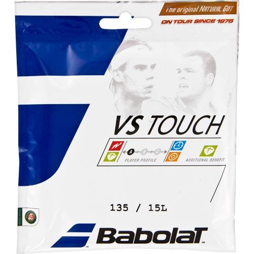 Babolat VS Touch BT7 15L: Babolat Tennis String Packages