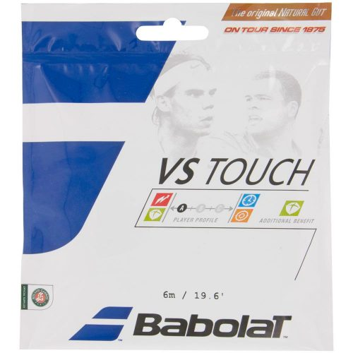 Babolat VS Touch BT7 16 (1/2 Set): Babolat Tennis String Packages