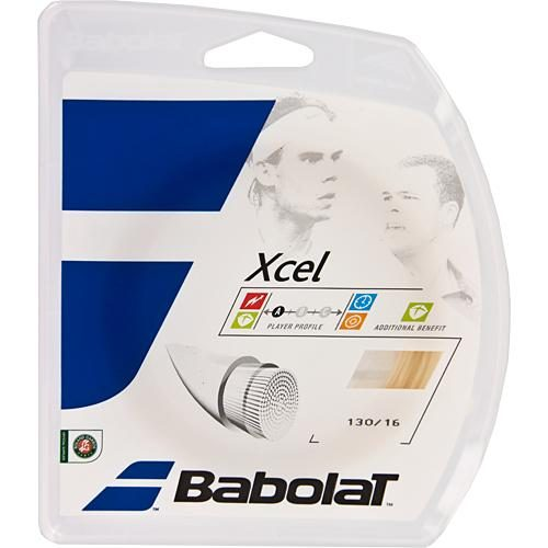 Babolat Xcel 16: Babolat Tennis String Packages