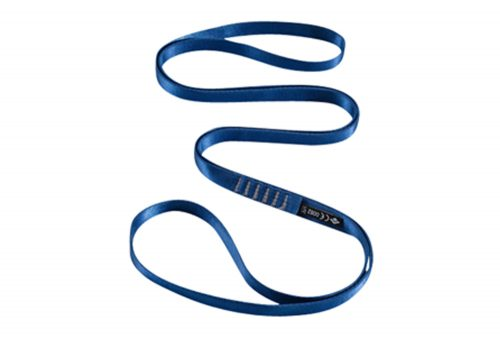 Black Diamond 18 mm Nylon Runner 120 cm - blue, 120 cm