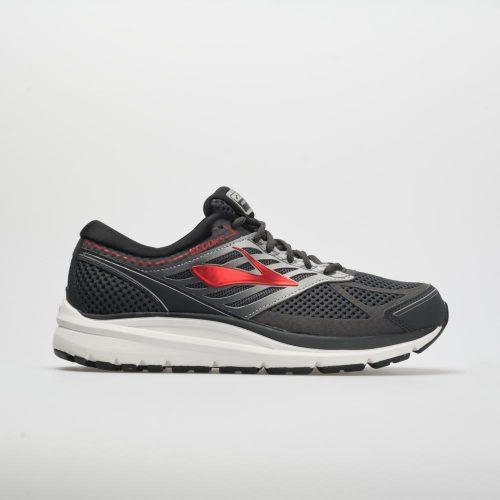 Brooks Addiction 13: Brooks Men's Running Shoes Ebony/Black/Red