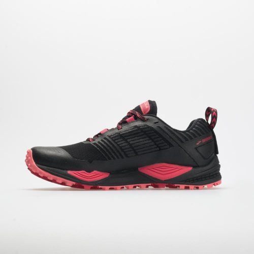 Brooks Cascadia 13 GTX: Brooks Women's Running Shoes Black/Pink/Coral