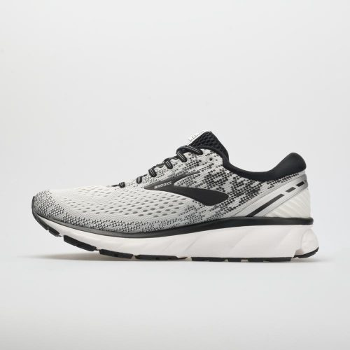 Brooks Ghost 11: Brooks Men's Running Shoes White/Black/White