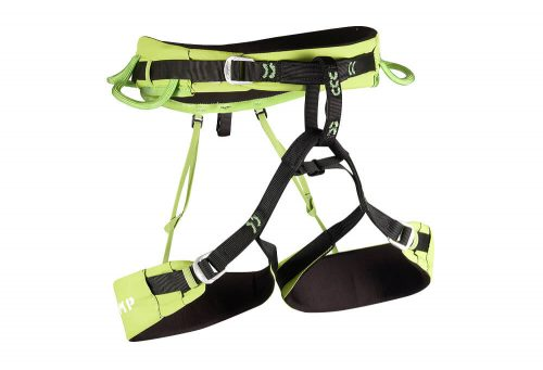 CAMP USA Jasper CR3 Harness - green, small