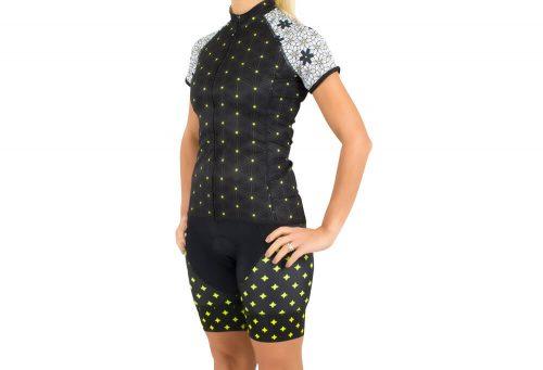 Canari Dolce Jersey - Women's - miss daisy/black, medium