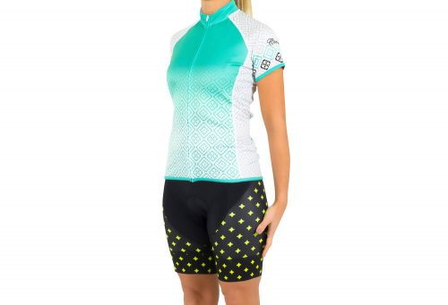 Canari Dream Jersey - Women's - lace/robin's egg blue, small