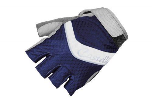 Castelli Elite Gel Glove - Women's - navy/white, large