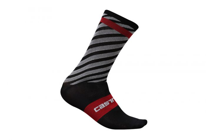 Castelli Free Kit 13 Socks - black, s/m