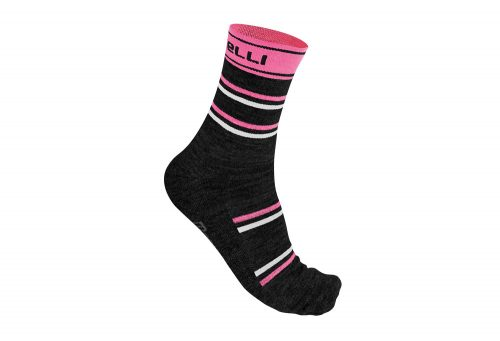 Castelli Gregge 12 Socks - pink, xxl