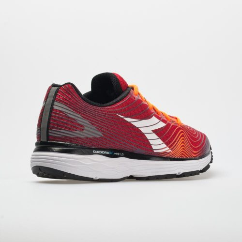 Diadora Mythos Blushield Fly: Diadora Men's Running Shoes True Red/White