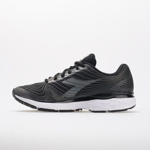 Diadora Mythos Blushield Fly Hip: Diadora Men's Running Shoes Black/White/Gray