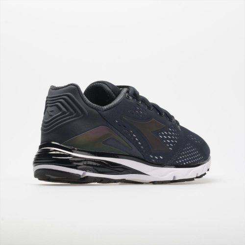 Diadora Mythos Blushield Hip 3: Diadora Women's Running Shoes Dark Smoke/Black
