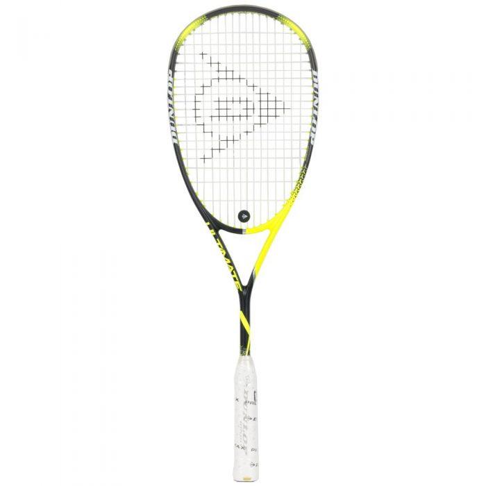 Dunlop Precision Ultimate Hyperfibre+: Dunlop Squash Racquets