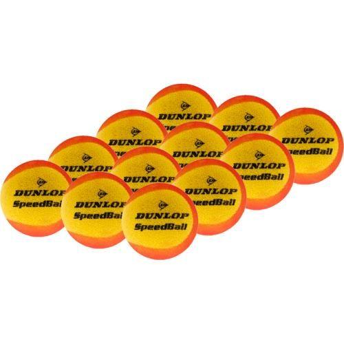 Dunlop Speedball 12 Pack: Dunlop Tennis Balls