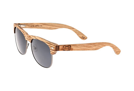 Earth Wood Moonstone Polarized Sunglasses