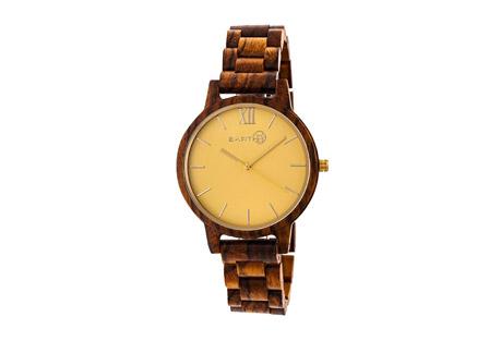Earth Wood Pike Watch