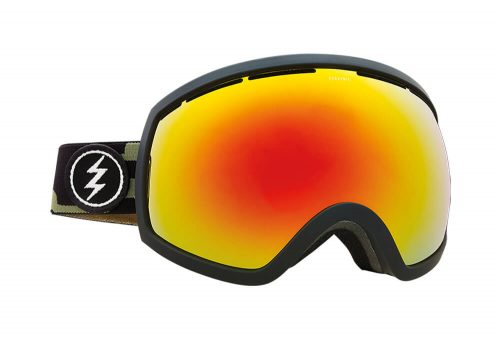 Electric EG2 Goggle - camo/brose/red chrome, adjustable