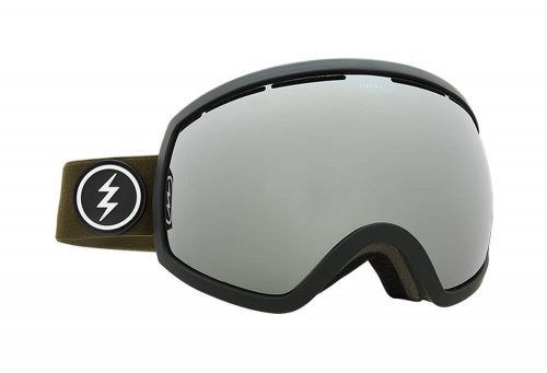 Electric EG2 Goggle - dark tourist/brose/red chrome, adjustable