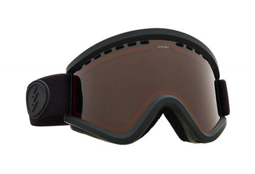 Electric EGV Goggle - black/brose, adjustable