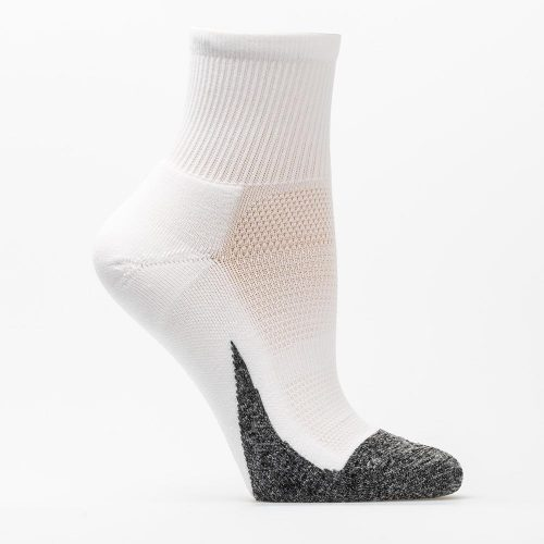 Feetures Elite Light Cushion Quarter Socks: Feetures Socks