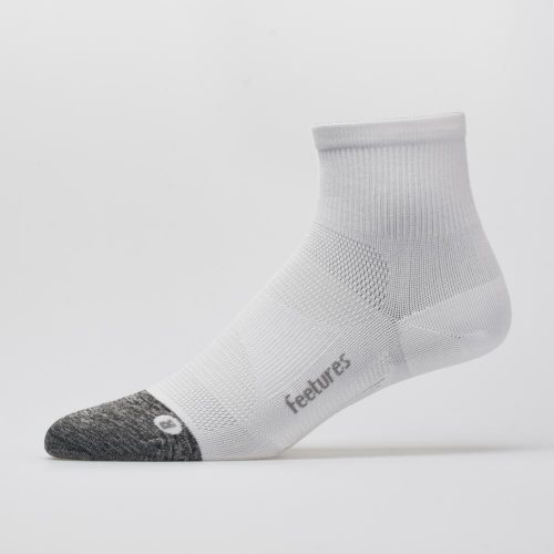 Feetures Elite Ultra Light Quarter Socks: Feetures Socks